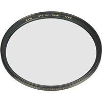 B+W 55mm UV Haze MRC 010M Filter
