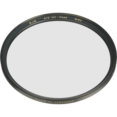 B+W 37mm UV Haze MRC 010M Filter