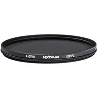 Hoya 55mm NXT Plus Circular Polarizer Filter