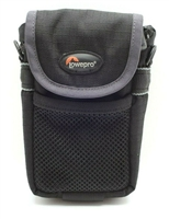 Excellent Sony Lens Case (Approx 4 x 4 x 9.5 in) #C1022