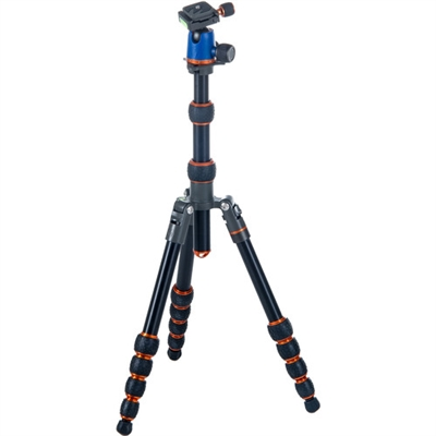 3 Legged Thing Corey Aluminum Travel Tripod with AirHed Neo Ball Head (Olive Green)