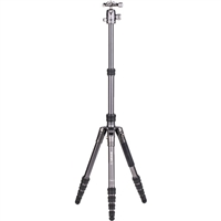 "Benro Bat One Series Aluminum Travel Tripod with VX20 Ball Head (65.2"")"