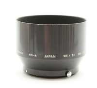 Very Clean Nikon HS-4 Lens Hood For 105mm F2.5, 105mm F4, 135mm F3.5 Lens #H1003