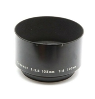 Excellent Takumar Metal Lens Hood For 105mm F2.8 & 100mm F4.0 Lenses #H1215