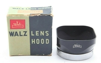 Very Clean Walz Bay 30 Lens Hood With Box #M1038