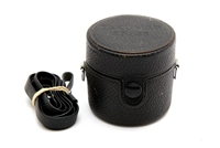 Excellent Takumar 35mm f3.5 Lens Case (70mm x 65mm) with Strap #M-1356