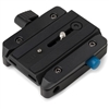 Benro P4 Video Quick-Release Clamp with QR6 Plate