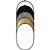 "Savage 5-in-1 Photo Reflector (36 x 48"")"