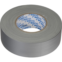 "Rosco GaffTac Gaffer Tape - Gray (2"" x 165')"