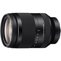 Sony FE 24-240mm f/3.5-6.3 OSS Lens (21235)