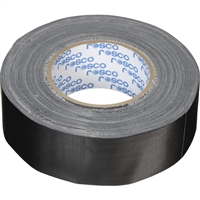 "Rosco GaffTac Gaffer Tape - Black (2"" x 165')"