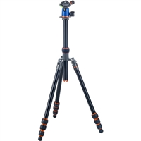 3 Legged Thing Travis Aluminum Travel Tripod with AirHed Neo Ball Head (Olive Green)