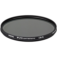 Hoya 40.5mm EVO Antistatic Circular Polarizer Filter