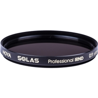 Hoya 55mm Solas IRND 0.9 Filter (3-Stop)