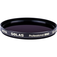 Hoya 82mm Solas IRND 3.0 Filter (10-Stop)