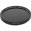 Hoya 82mm Solas Variable NDX 0.4 to 2.6 Filter (1.3 to 8.7 Stops)