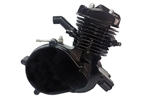 Black Super Jet 80/66 Bicycle Engine Kit - Balanced Crank