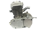 Silver Super Jet 80/66 Wide Mount Balanced Crank Bicycle Engine Kit