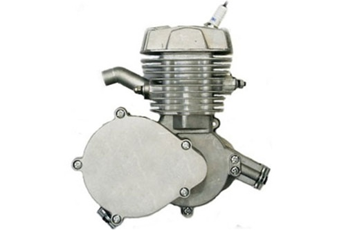 Silver Jet 80/66 Standard Angle Fire Bicycle Engine Kit