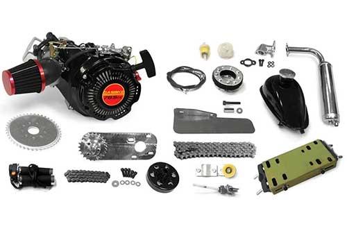 4-Stroke 79cc Bicycle Engine Kit