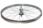 "26"" Heavy Duty Rear Wheel with Coaster Brake"