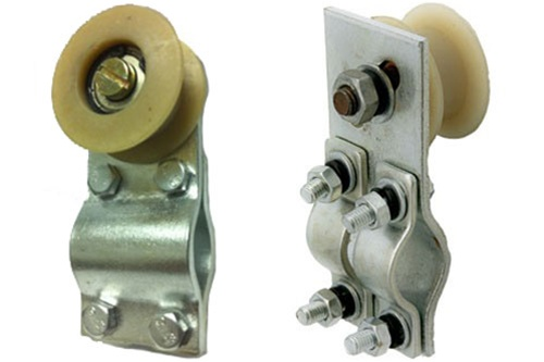4 Bolt Chain Tensioner With Bearing Wheel