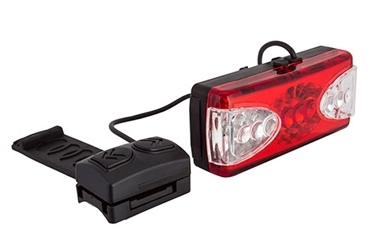Turn Signal And Tail Light