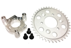Clam Shell Adapter & Sprocket
