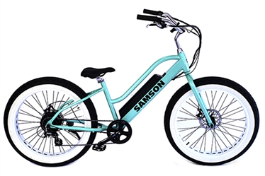 Electric Beach Cruiser
