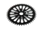 Black and Chrome Sprocket