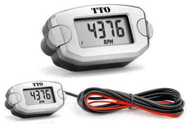 TTO - RPM / Hour Gauge