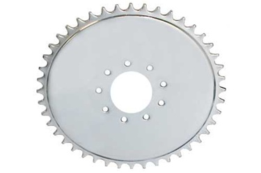 44 Tooth Sprocket Wide Hole 415/410 Chain