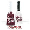 Hail State Brush Strokes