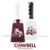 M State Bulldog Cowbell