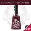 Class of Custom Cowbell