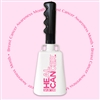 He Can Heal - Breast Cancer Awareness Cowbell