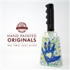 YOTC Hand Painted Cowbell Originals - Down Syndrome Awareness