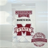 Magnetic M State Logo Decal
