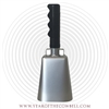 Quality Silver Cowbell - Blank