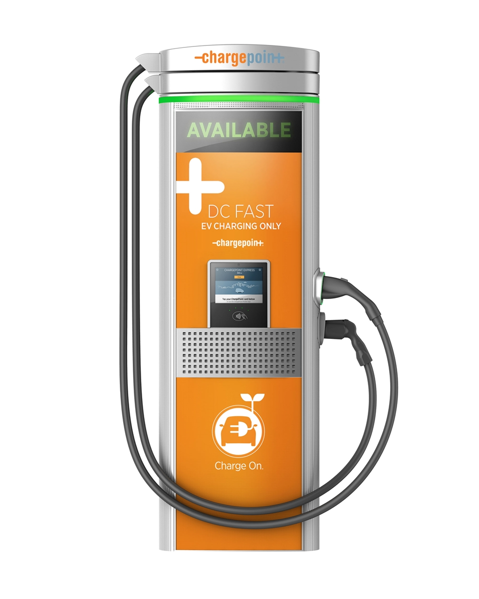 ChargePoint Express CPE 250 DC Fast Charger 480v
