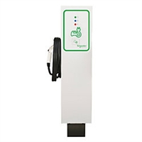Schneider Car Charging Station