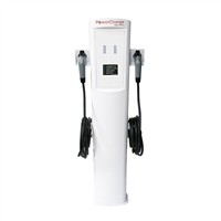 PowerCharge P10DP Commercial EV Charger