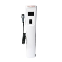 PowerCharge P10SPN Networked Commercial EV Charger