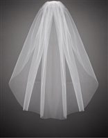 Single Layer Tulle Veil