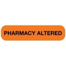 PHARMACY ALTERED