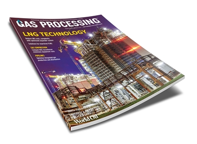 Gas Processing - Back Issues - 2016