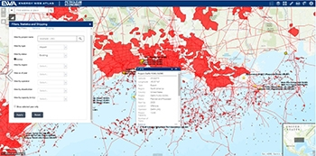 Energy Web Atlas: Liquefied Natural Gas Map (EWA/LNG)