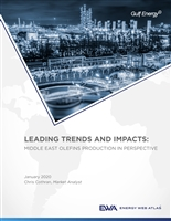 Leading Trends and Impacts: Middle East Olefins Production in Perspective