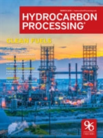 Hydrocarbon Processing - Back Issues - 2018