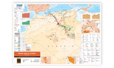 Energy Map of Algeria